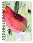 Tulips - Perfect Love - Photopower 2077 Spiral Notebook