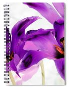 Tulips - Perfect Love - Photopower 2081 Spiral Notebook