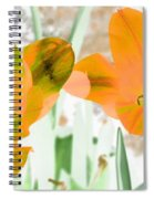 Tulips - Perfect Love - Photopower 2083 Spiral Notebook