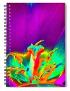 Tulips - Perfect Love - Photopower 2156 Spiral Notebook