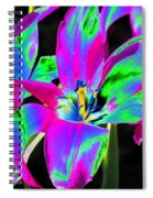 Tulips - Perfect Love - Photopower 2175 Spiral Notebook