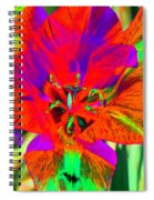 Tulips - Perfect Love - Photopower 2179 Spiral Notebook