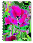Tulips - Perfect Love - Photopower 2184 Spiral Notebook