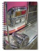 Tulsa Fire Department At State Fair P5 Spiral Notebook