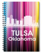 Tulsa Ok 2 Spiral Notebook