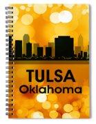 Tulsa Ok 3 Spiral Notebook