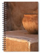 Tumacacori Arizona 2 Spiral Notebook