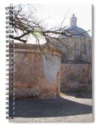 Tumacacori Mission Spiral Notebook