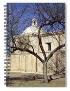 Tumacacori With Tree Spiral Notebook