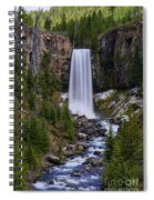 Tumalo Falls - Oregon Spiral Notebook