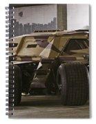 Tumbler Spiral Notebook