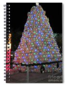 Tumbleweed Christmas Tree Spiral Notebook