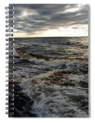 Tumultious Waters Spiral Notebook