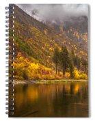 Tumwater Canyon Fall Serenity Spiral Notebook