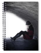 Tunnel Spiral Notebook