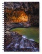 Tunnel Of Love Spiral Notebook