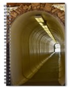 Tunnel To The Berkeley Pit Spiral Notebook