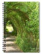 Tunnel Vision Spiral Notebook