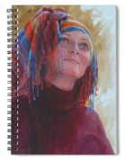 Turban 1 Spiral Notebook