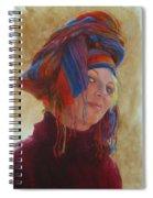 Turban 2 Spiral Notebook
