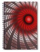 Turbine 2 Spiral Notebook