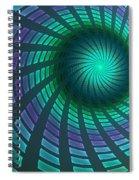 Turbine Spiral Notebook
