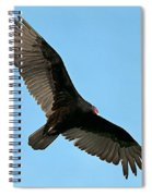 Turkey Buzzard 2 Spiral Notebook