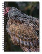 Turkey Vulture Spiral Notebook