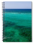 Turks Turquoise Spiral Notebook