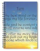 Turn Spiral Notebook