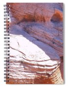 Turn Of The Sun Spiral Notebook