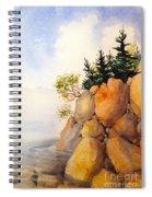 Turnagain Rocks Spiral Notebook