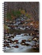 Turner Falls Stream Spiral Notebook