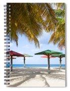 Turner's Beach Spiral Notebook