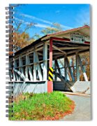 Turner's Covered Bridge Spiral Notebook
