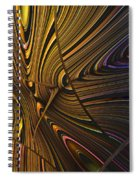 Turning Cold Spiral Notebook