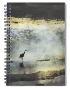 Turning Of The Tide Spiral Notebook