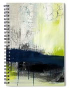 Turning Point - Contemporary Abstract Painting Spiral Notebook