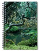 Turning Toward Winter Spiral Notebook