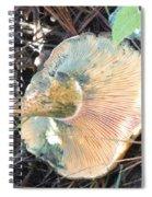 Turnover Spiral Notebook