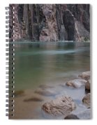 Turquoise Colorado River Spiral Notebook