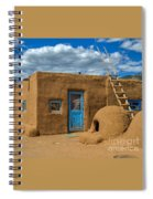 Turquoise Haven Spiral Notebook