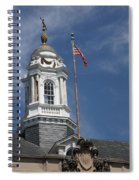 Turret Main Post Office Annapolis Spiral Notebook