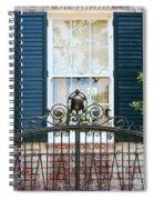 Turtle Gate Spiral Notebook