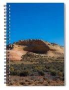 Turtle Mountain Spiral Notebook