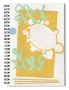 Turtle Pond Spiral Notebook
