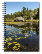 Turtle Rock Sunny Day Spiral Notebook
