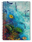 Turtle Wall 1 Spiral Notebook