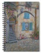 Tuscan Delight Spiral Notebook