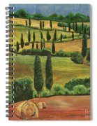 Tuscan Dream 1 Spiral Notebook